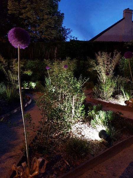 Eclairage de jardin 1