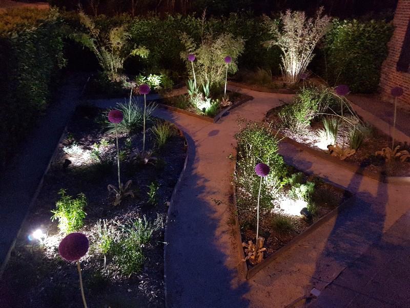 Eclairage de jardin 2